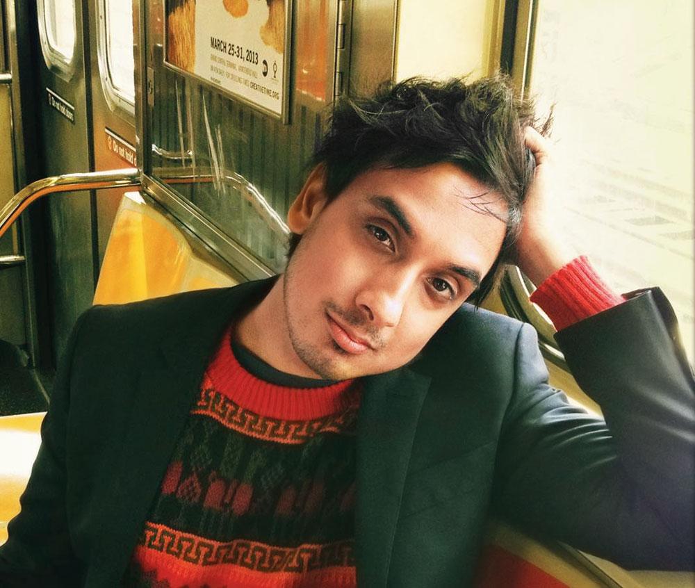 Author Kanishk Tharoor