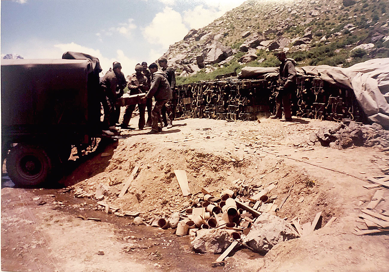 Kargil reports from 1999: The price soldiers pay