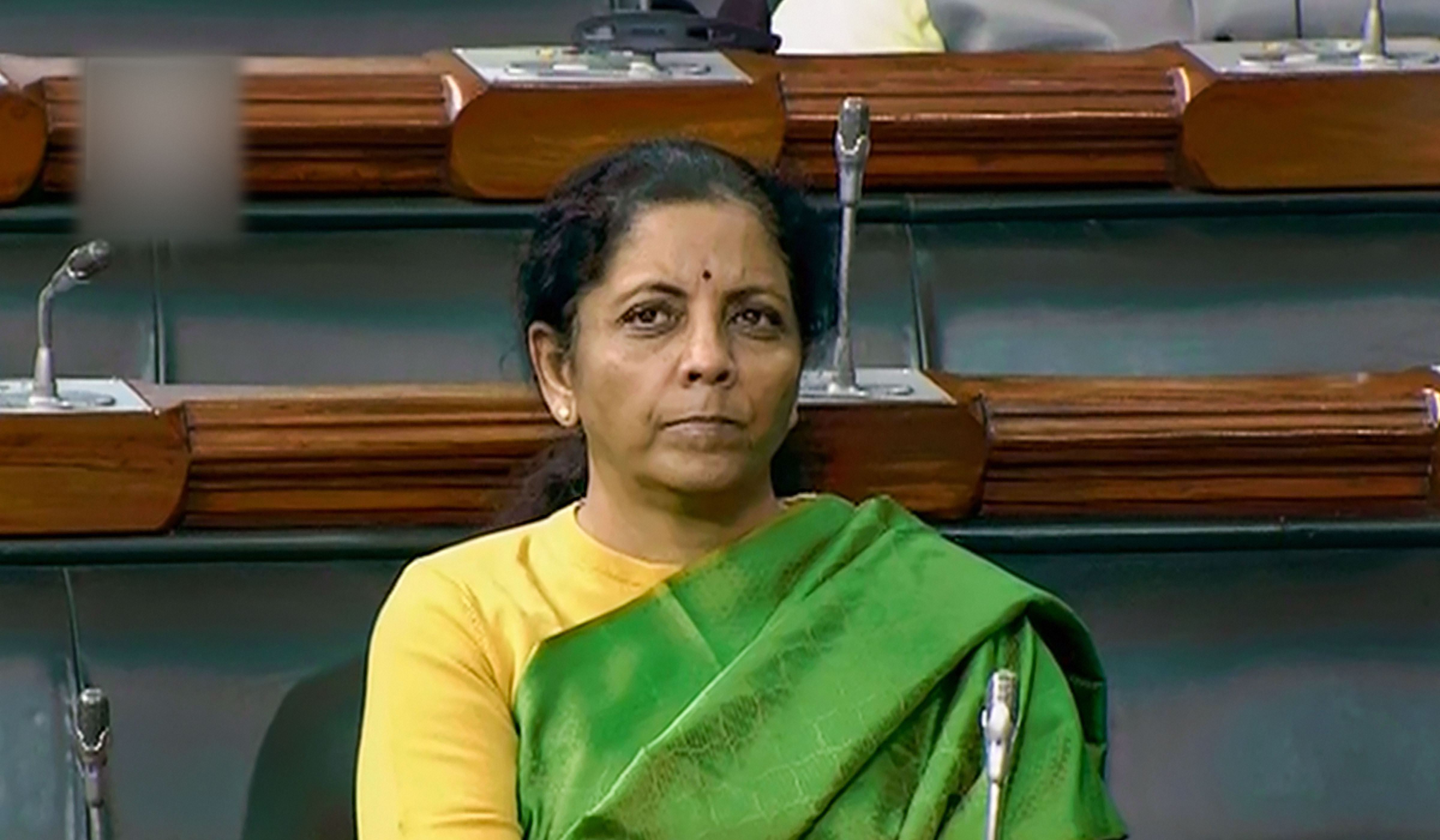 Nirmala Sitharaman has earmarked Rs 141 crore for college and university scholarships, down from the 2019-20 allocation of Rs 356 crore, which was revised upwards to Rs 381 crore.