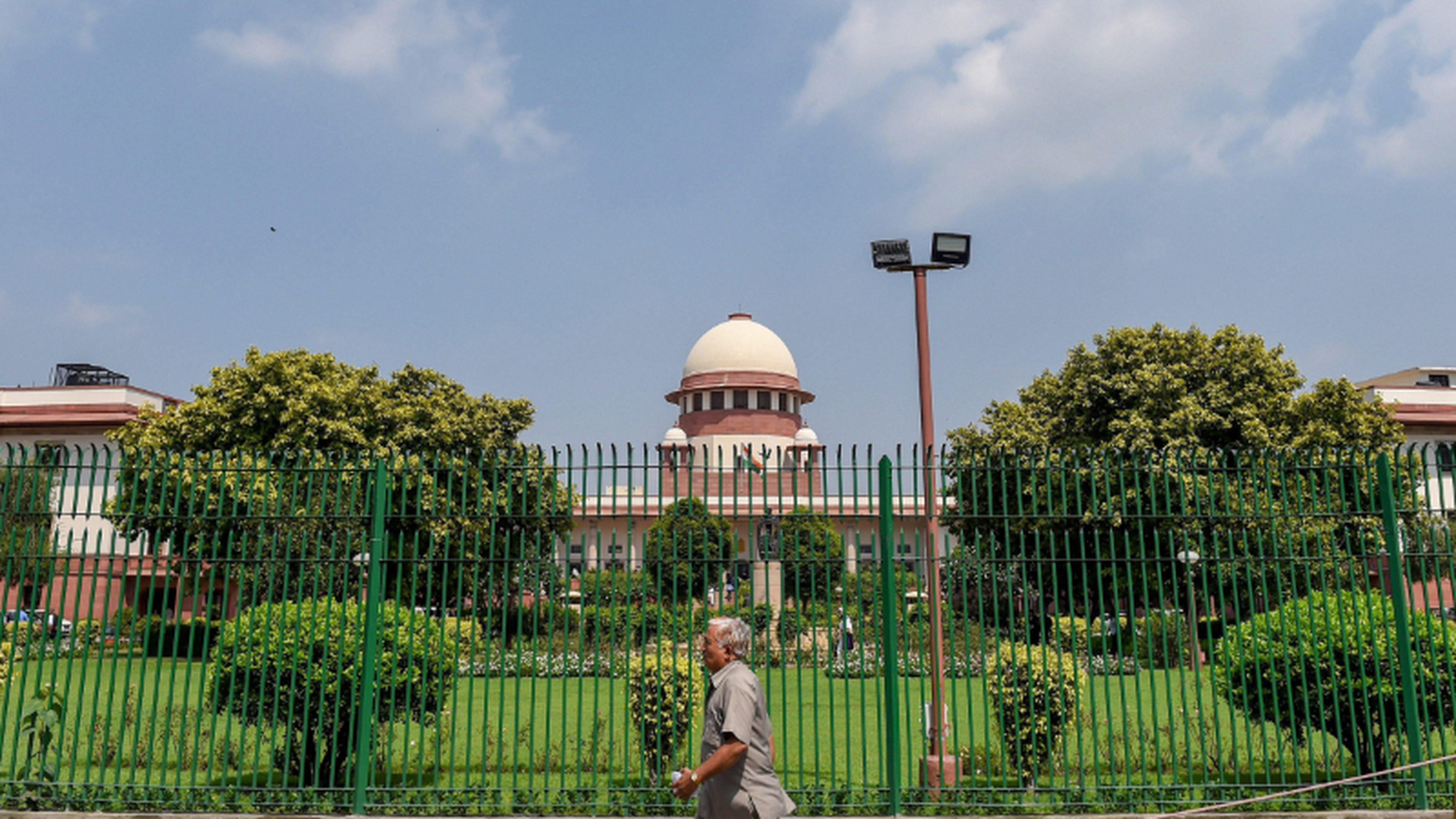 The tactic of keeping FIRs hanging over citizens for years and use it as a tool of harassment came under the glare of the Supreme Court of India on Tuesday.