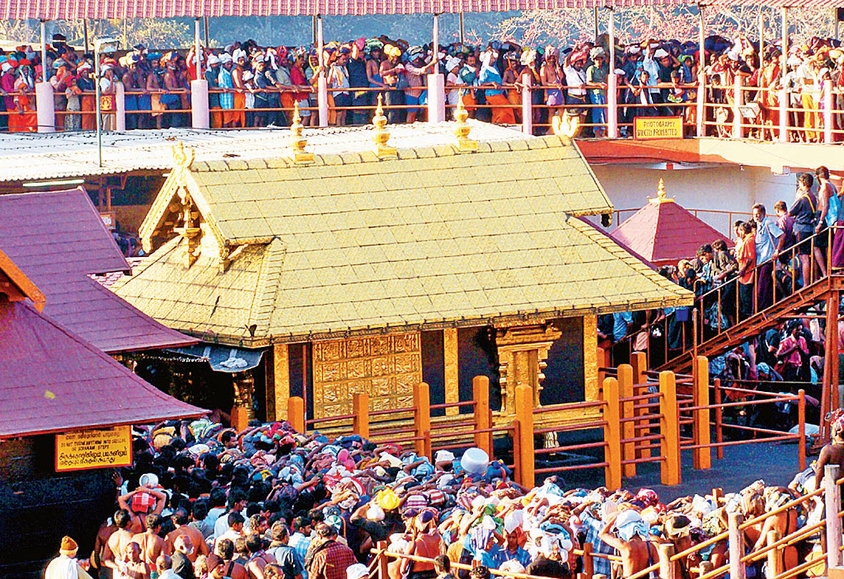 Priests reject govt talks on Sabarimala