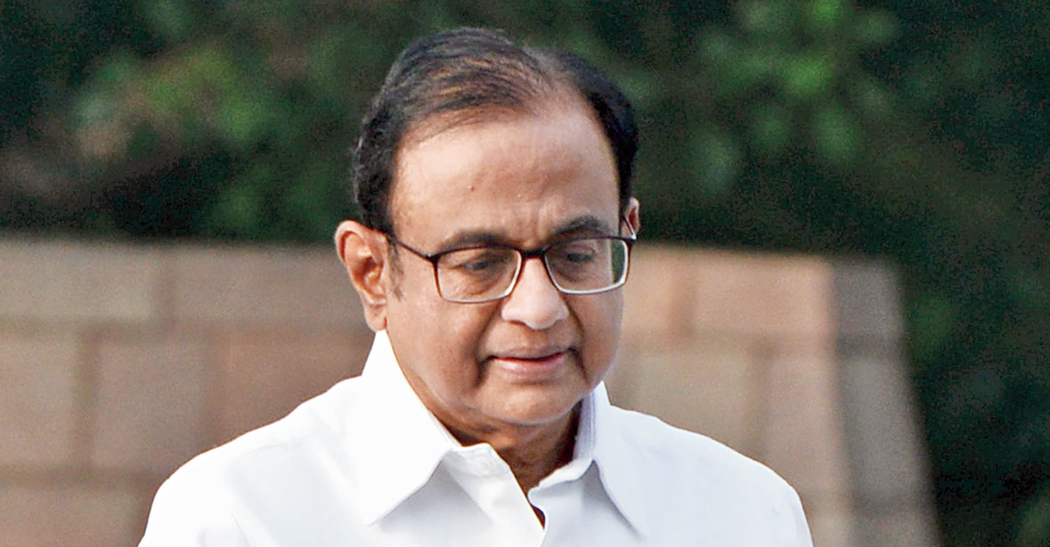 Chidambaram's counsel told the apex court he was quizzed by the Enforcement Directorate on three dates in 2018 and 2019 and the transcripts would make it clear whether he was evasive in his replies, as the agency had alleged while seeking his custodial interrogation.