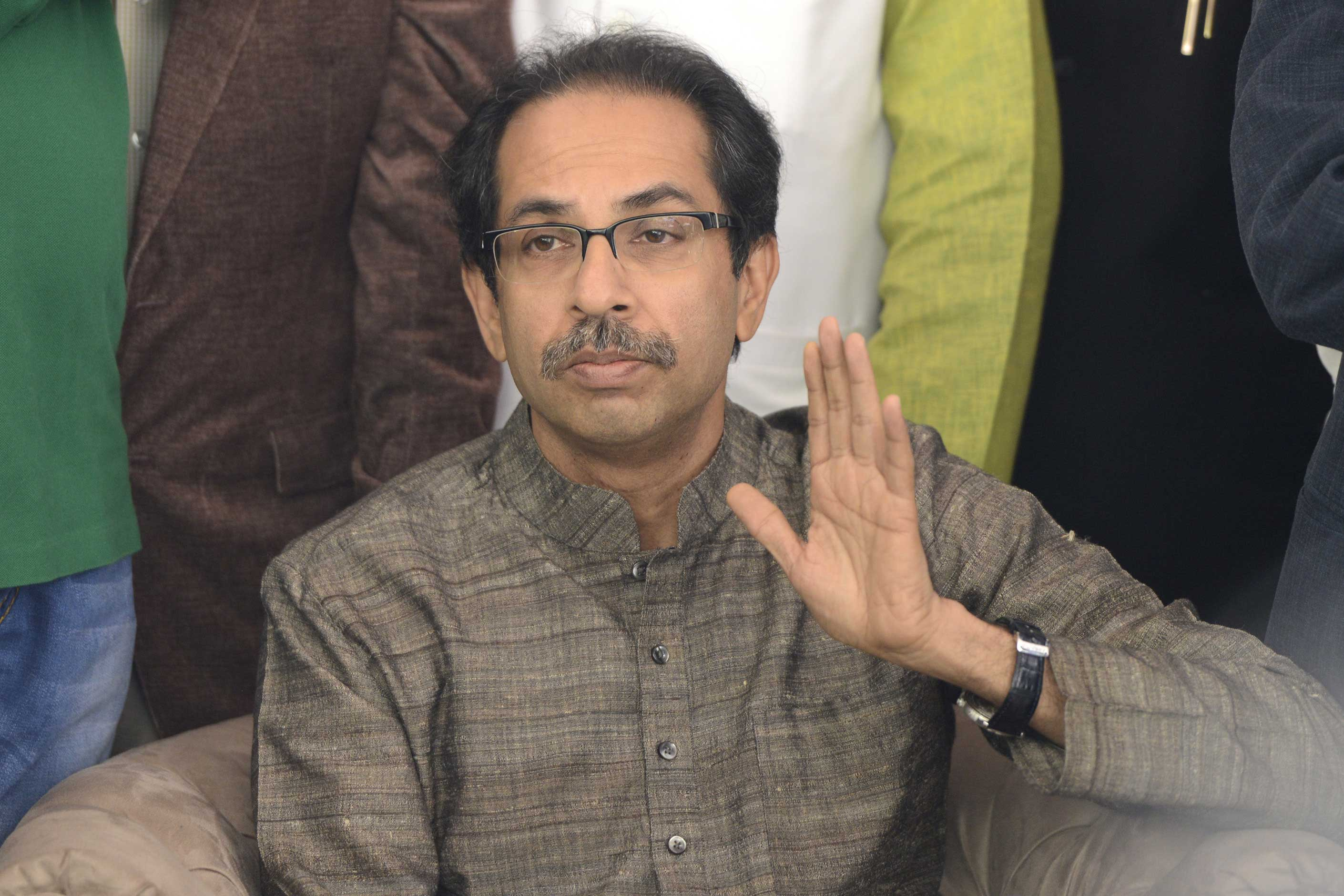 Six or seven ministers are expected to take oath with Uddhav on Thursday evening