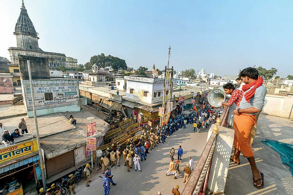 VHP losing clout: Ayodhya residents