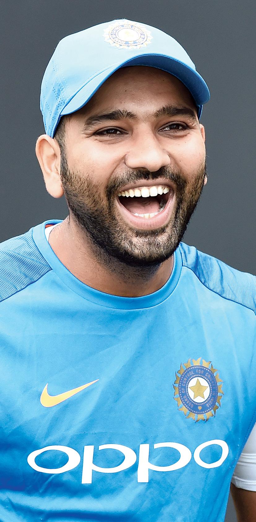 Rohit Sharma has an impressive ODI record against Australia.