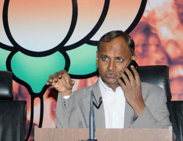 In 2014, Dalit activist Udit Raj had merged his Indian Justice Party with the BJP.