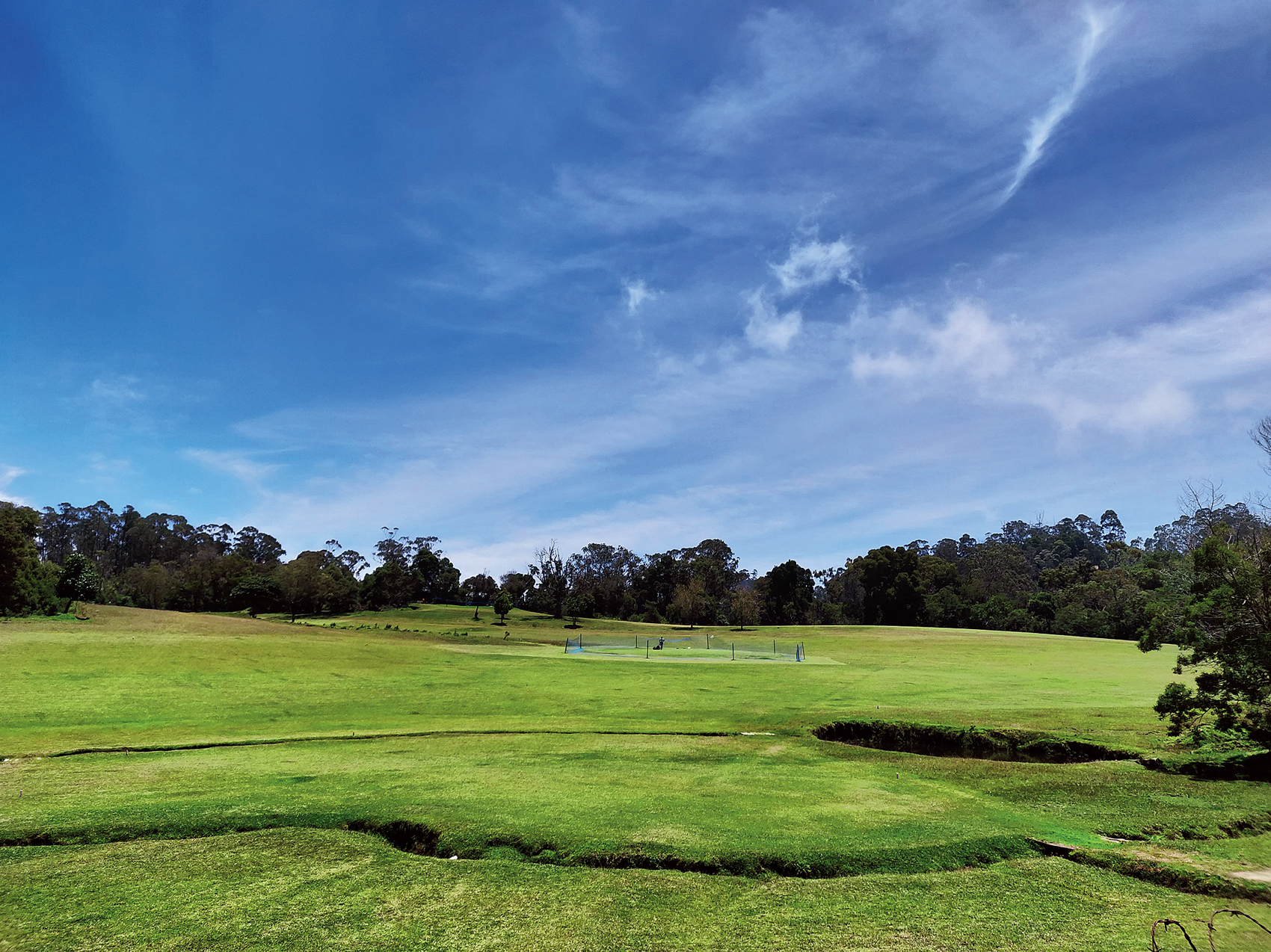 Set up in 1895 in an Alpine meadow, the Kodaikanal Golf Club now takes in temporary and permanent members and even non-members can try their hand at the game, for a fee of course. The Club, which is at a height of 7,000ft in the Palani Hills, initially had a nine-hole golf course. Another nine holes were added later
