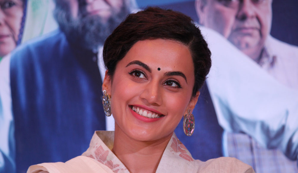What is Taapsee Pannu's trump card?