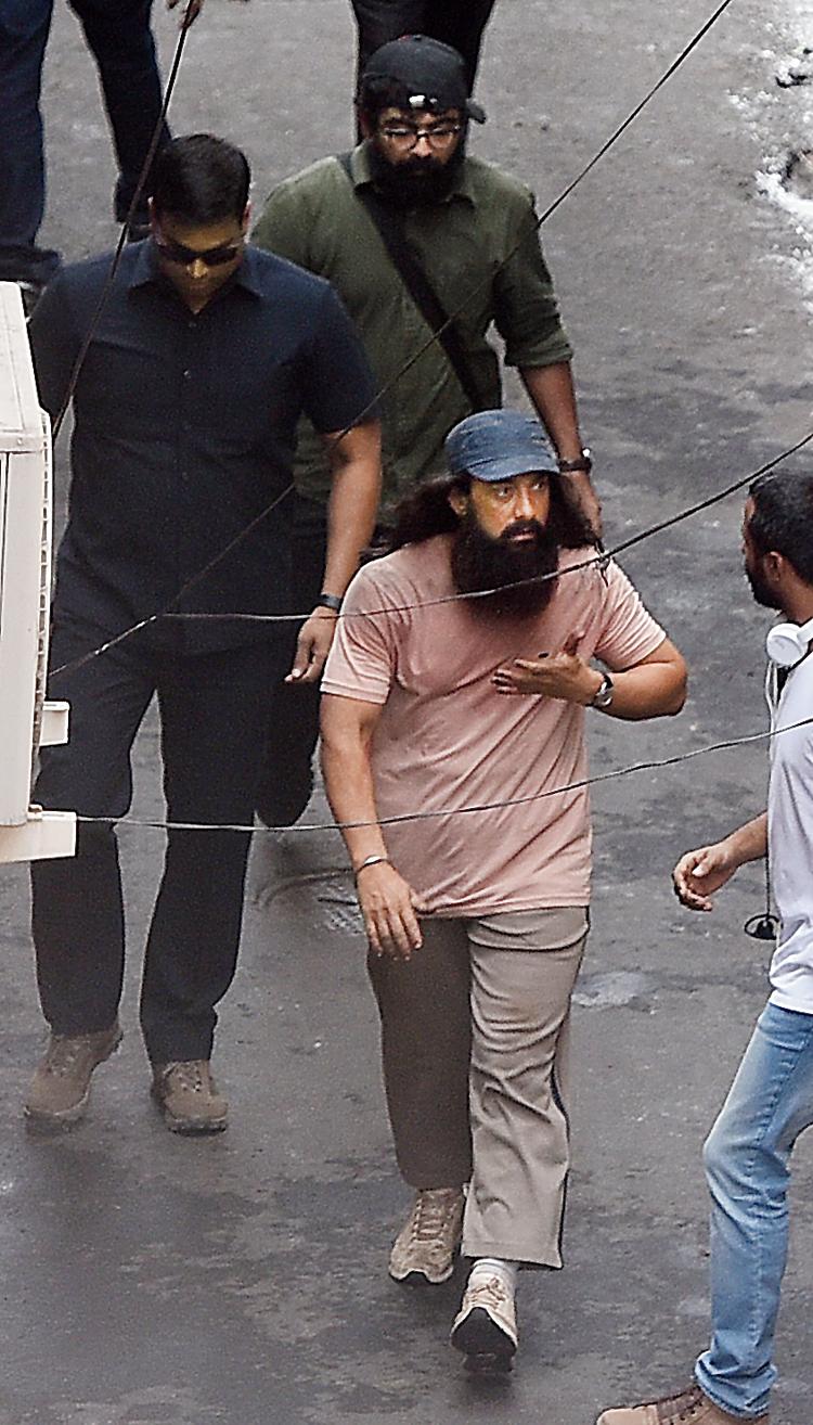 Aamir on Sitaram Ghosh Street
