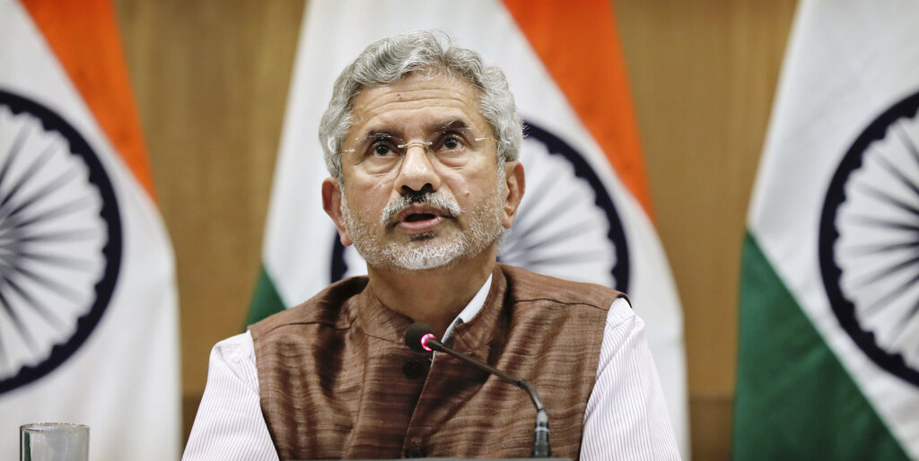 The relevance of Saarc would be determined by actions against terrorism, minister of external affairs S. Jaishankar said