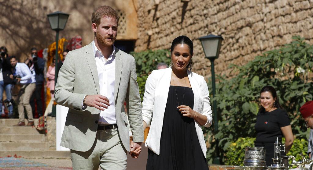 Palace denies gender fluid baby claim