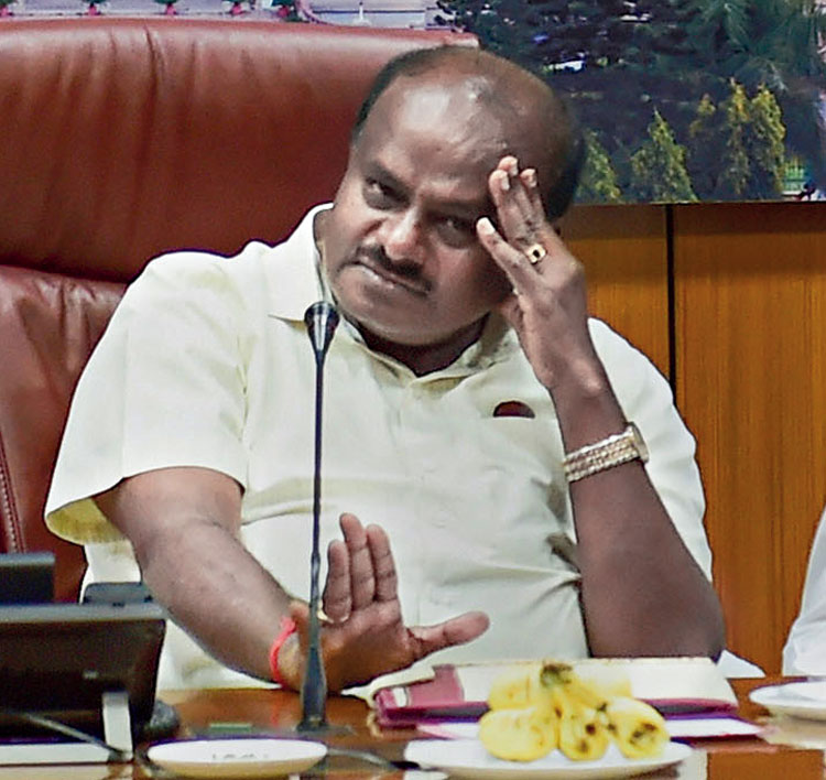 Karnataka chief minister H. D. Kumaraswamy is planning 'village stays' in order to better understand the problems of the rural parts of the state