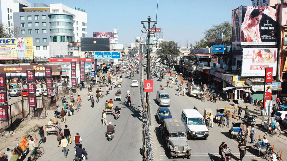 Ranchi (in picture) has been included for being among the 100 smart cities