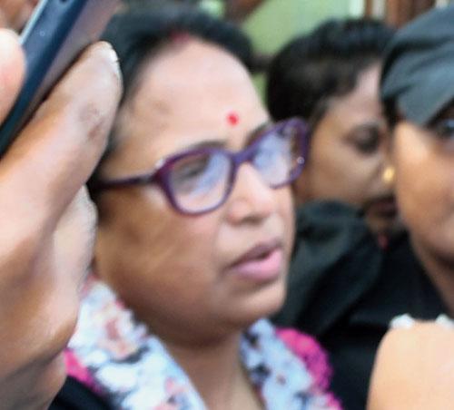 Police arrest Jahnabi Saikia