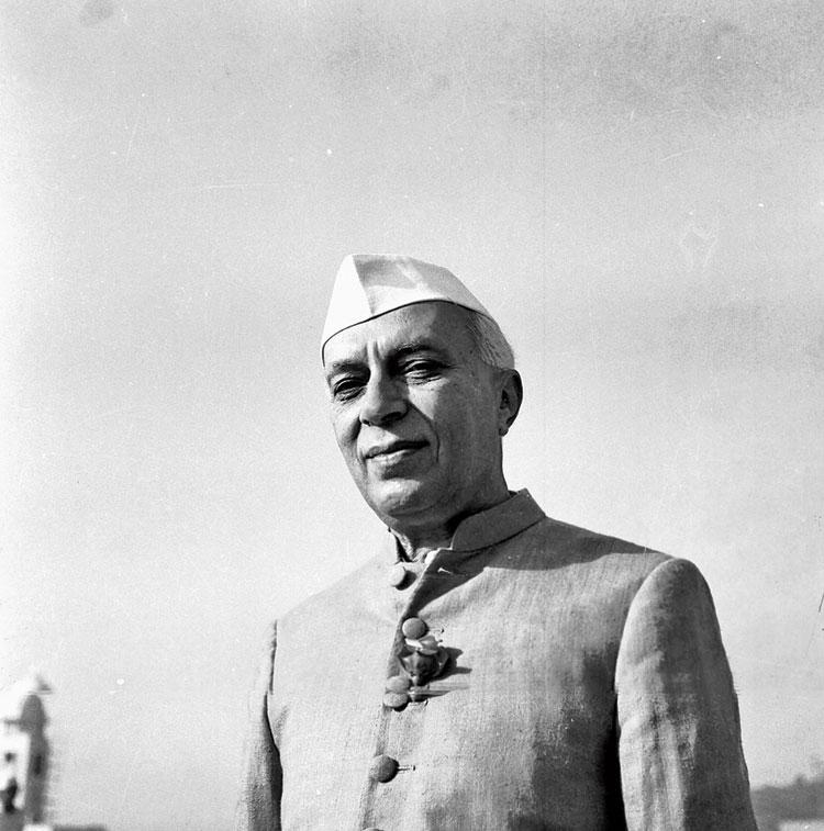 Nehru did it!