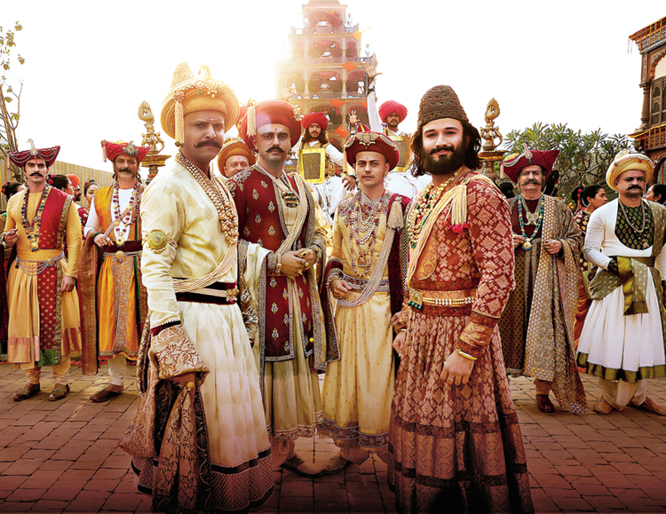 A moment from 'Panipat', releasing on December 6