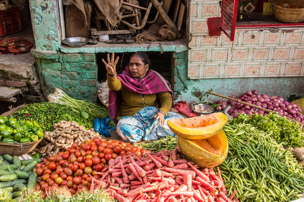 Heading the list of vegetable-inflation drivers are onions (which traditionally make Indian governments weep)