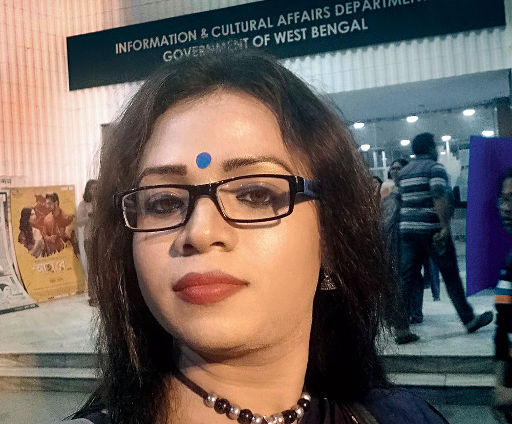 Pallabi Chakraborty (who was once Pallab) found it very difficult to get a job, even after she had completed her training as a driver and got her driving licence