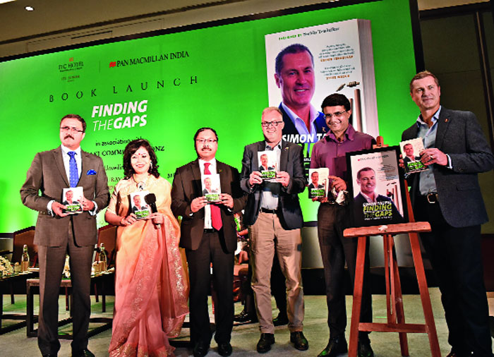 """(L-R) Atul Bhalla, area manager east ITC Hotels & cluster general manager ITC Royal Bengal & ITC Sonar, Nilaanjana J Chakraborty, Toufique Hasan, deputy high commissioner of Bangladesh, Australian consul-general Andrew Ford, Sourav Ganguly and Simon Taufel at the unveiling of Simon's book Finding the Gaps. """"Sourav je kotota hero tar proman hochhey uni aamader honourable Prime Minister (Sheikh Hasina) ke invite korechhen and she has agreed. We are so happy that he has become the BCCI president. Ek ta toh aachhey je Bangali hishebey… I have also seen when Bangladesh comes to play here, Calcutta and West Bengal feels that 11 Bengalis are playing here,"""" said Hasan, who follows the T20 more because """"it is a shorter format and easy to follow"""". """"I will obviously follow the Test match that Bangladesh will play here,"""" he said. A couple of years in Calcutta and Hasan feels the city is """"home outside home"""". For Bhalla, the """"underlying takeaway from Simon Taufel's book were integrity, values and great leadership"""". """"It is in keeping with ITC Hotels' values in our continuing journey of excellence, deepening our association with the game of cricket, a sport we believe outlines true sportsmanship in human endeavour,"""" he said.  Ford liked fast bowlers like Dennis Lillee when he was young. """"I was sort of a fast bowler when I was young,"""" he said. Steve Waugh has always been one of his favourite cricketers """"because of his fighting attitude"""". """"The thing you have to remember about Steve Waugh is that early on, he struggled to get into the Test team. Once he hit his mark, he stayed the best. This fits in with today's talk… it's about people persisting and reaching their abilities. His brother was naturally talented… Mark Waugh… but Steve Waugh went to higher heights because of hard work,"""" Ford told t2 post-launch. The evening for him combined two of his passions… sport and leadership. """"He (Simon) is a man who has risen to the top of his game where his every decision receives intense scruti"""