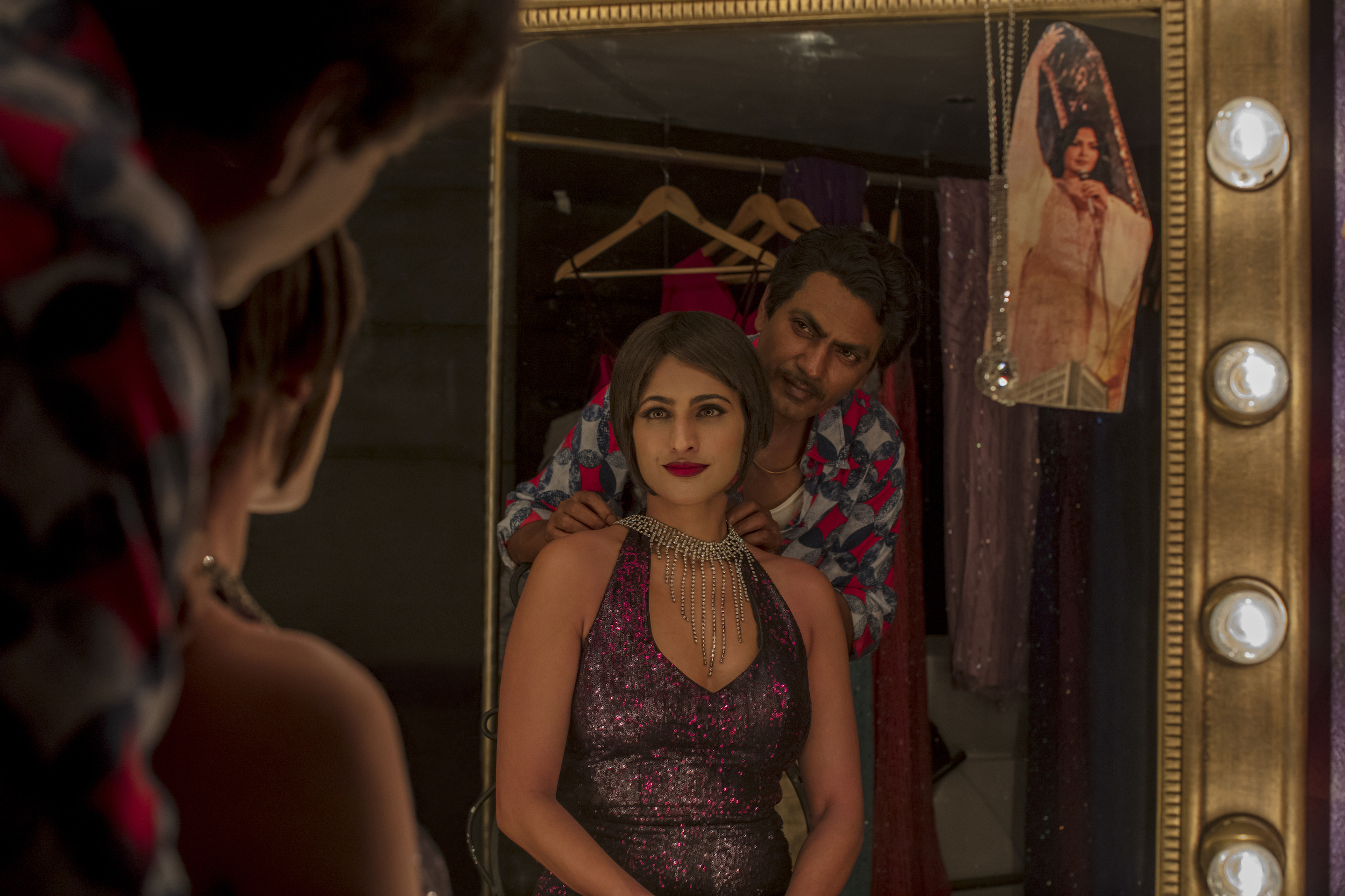 Actors Nawazuddin Siddiqui and Kubbra Sait in a scene from Season 1