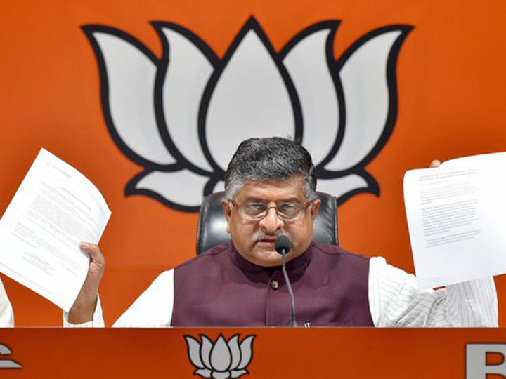 For economy, check box office: Ravi Shankar Prasad