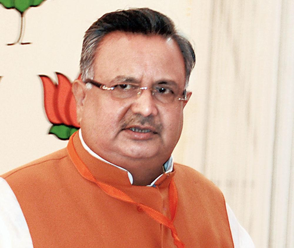 Chhattisgarh polls not a referendum on Modi: Raman Singh