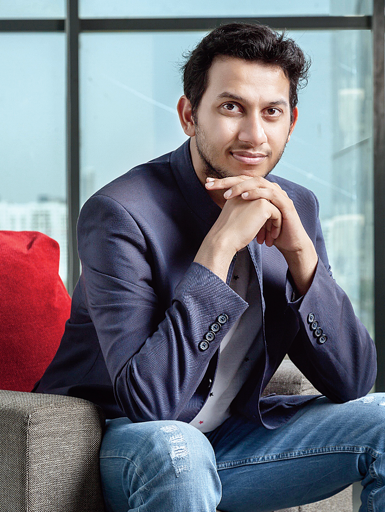 The founder and group CEO of OYO Hotels & Homes, Ritesh Agarwal has had a dream run in the last five years, steering his start-up from an affordable hospitality option to a brand that's present in China, the UK, Nepal, Malaysia, the UAE and, most recently, Indonesia