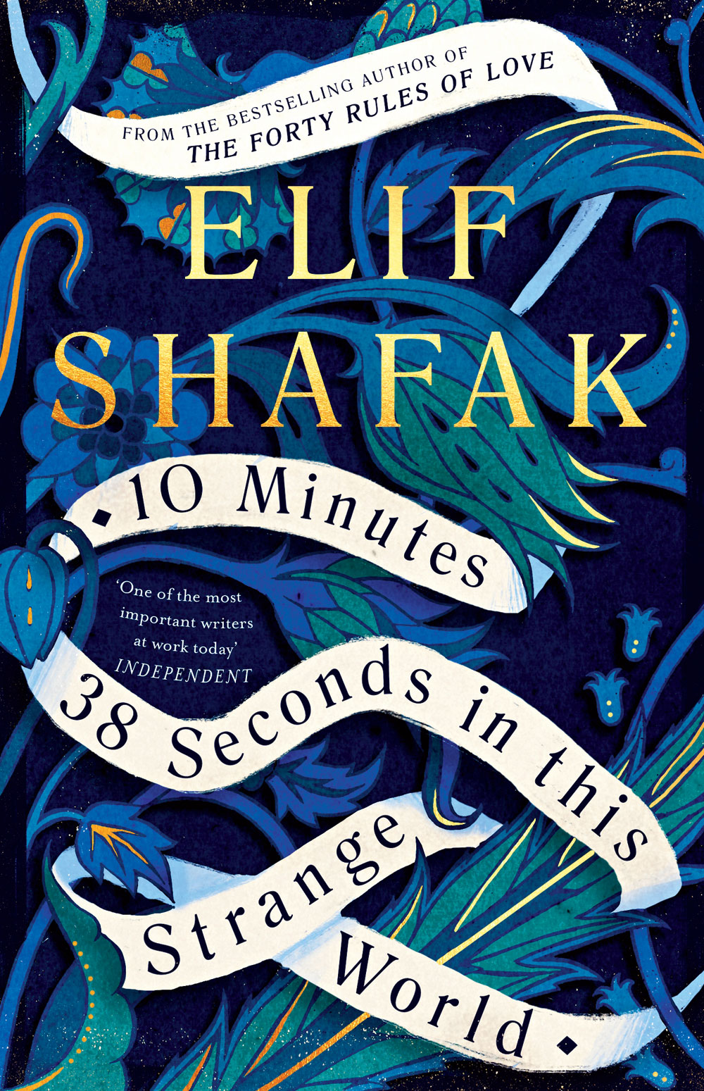 10 Minutes 38 Seconds in this Strange World; Penguin Random House; Rs 699