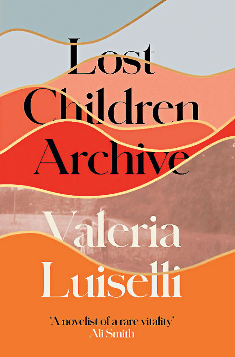 For the pensive mother: Lost Children Archive by Valeria Luiselli; Fourth Estate; 400 pages; Rs 549 (approx)