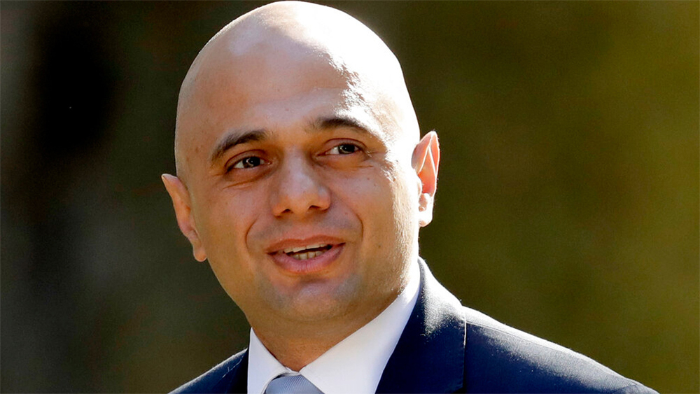 When Sajid Javid 'heard' why he wouldn't be PM