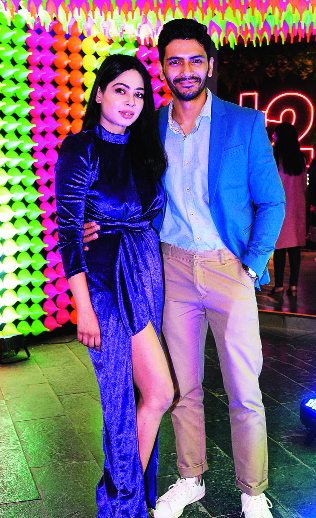 Sreeja and Arjun Chakrabarty