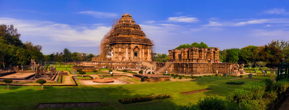 The ASI will take down the decades-old iron scaffolding around the Sun temple at Konark, which, far from supporting its structure, only served to undermine the grandeur of the 13th-century monument