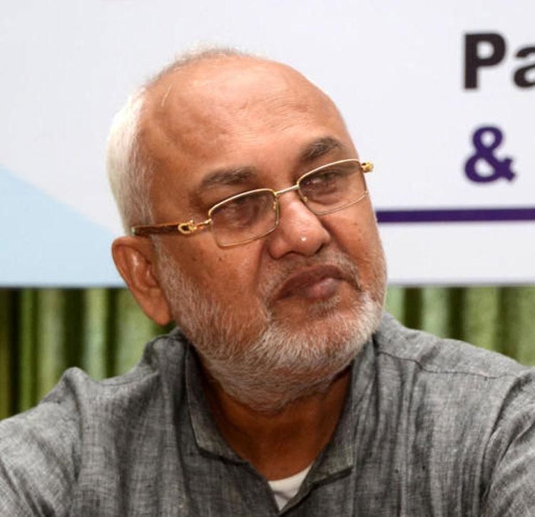 Rashtriya Janata Dal leader Abdul Bari Siddiqui