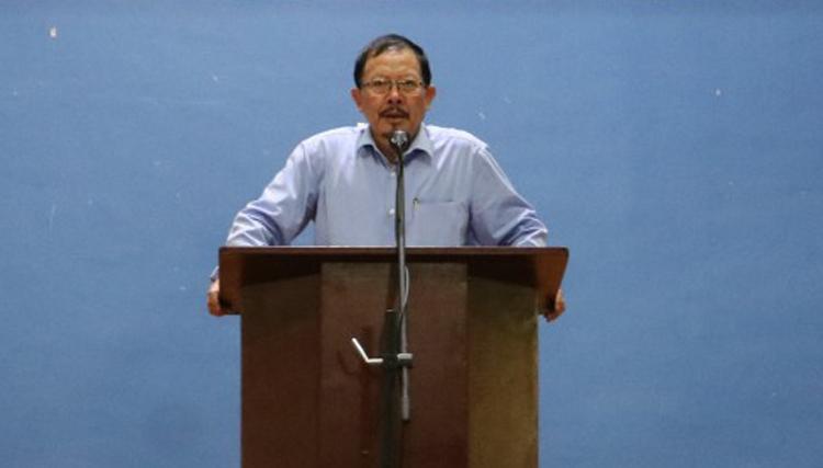 Mizoram home minister Lalchamliana