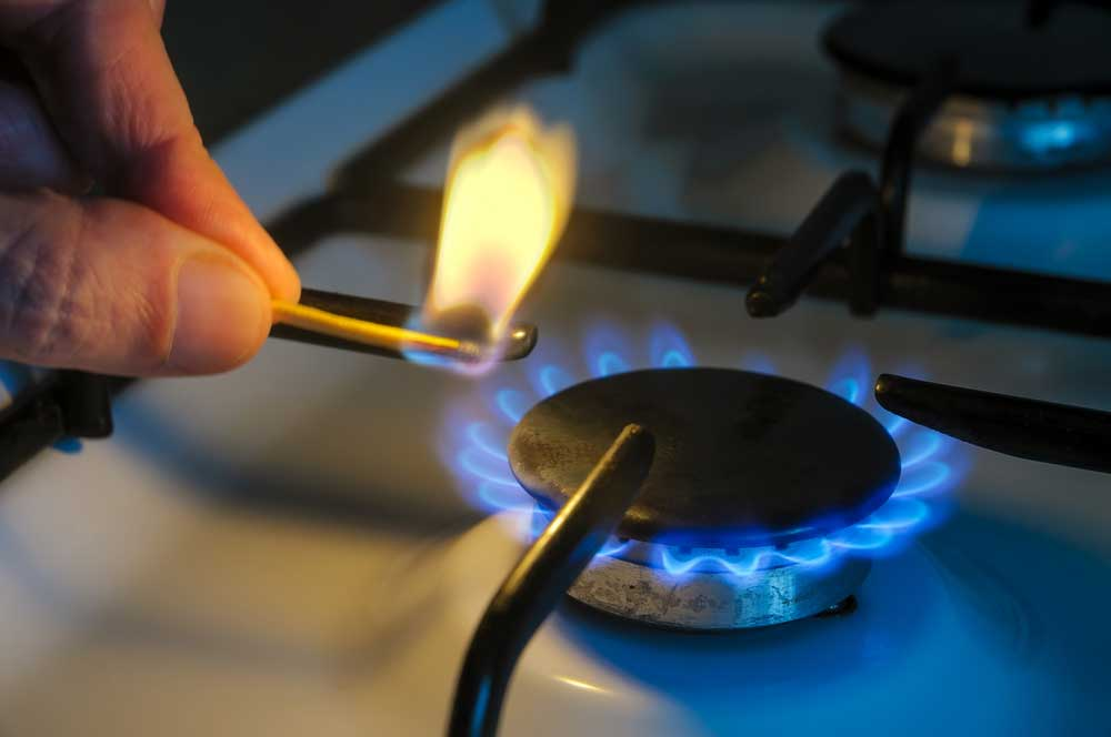 Families using piped natural gas for cooking will have to pay more for its use.