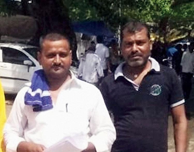 Lalu in jail, Lalu in Saran poll ring