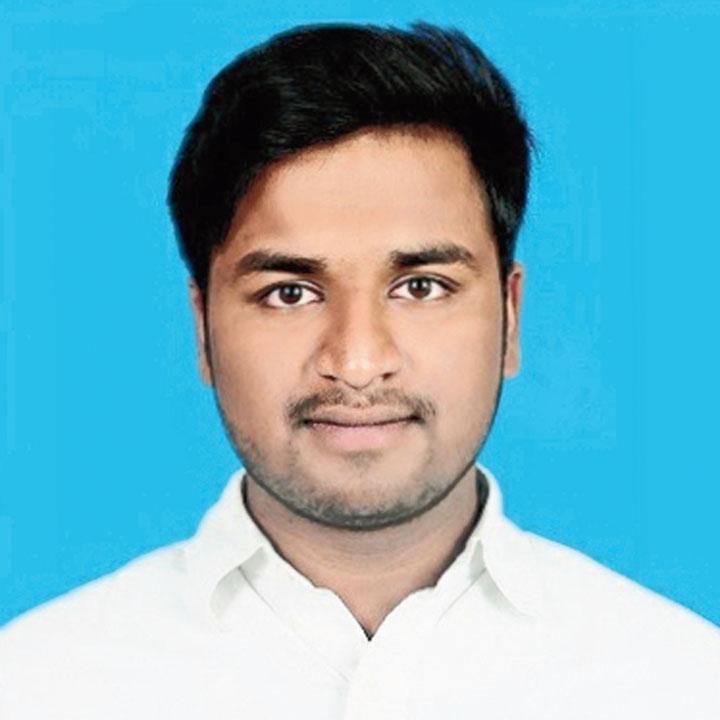Rajat Vimal  Student, XISS, Ranchi