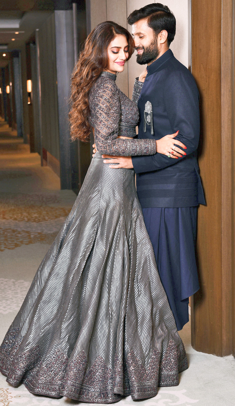Nusrat Jahan and Nikhil Jain on their happily-ever-after journey ahead -  Telegraph India