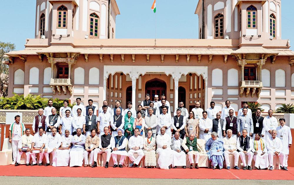 Congress spotlights PM's 'failures and falsehood'