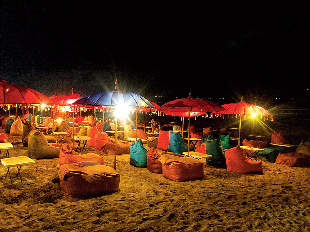 If beach clubs are what you are after, you will be spoilt for choice at Seminyak, which has famous Ku De Ta, Potato Head and the beautiful La Plancha that is a very popular with Instagrammers, thanks to its colourful tents on the beach.