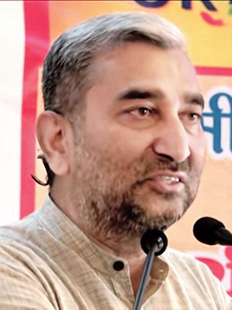 Sushil Pandit- Kashmir activist
