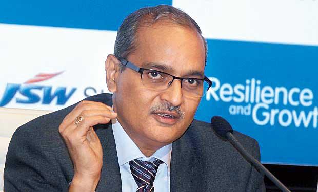Seshagiri Rao, joint managing director and group CFO, JSW Steel