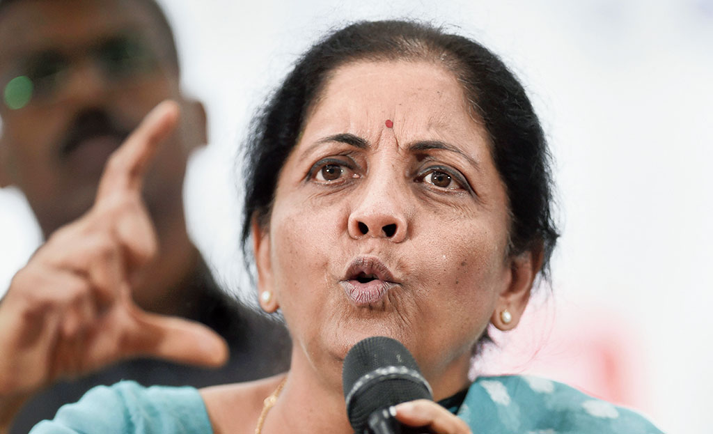 Finance minister Nirmala Sitharaman should investigate the real reasons behind the auto industry slump and solve the problems that force people to avoid buying cars