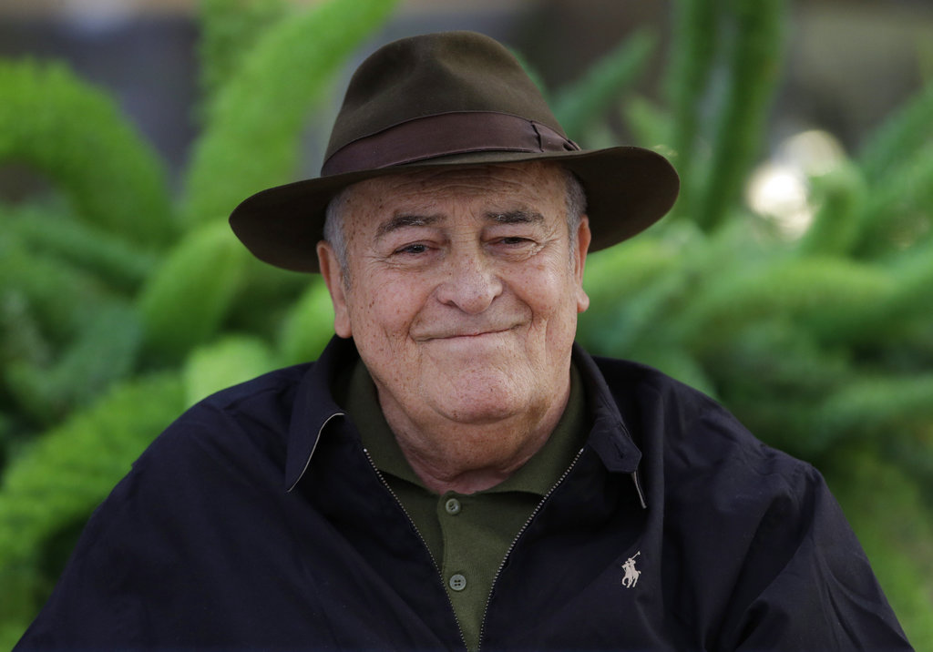 In 2007, Bertolucci was honoured with a special award for his career's work at the Venice Film Festival.