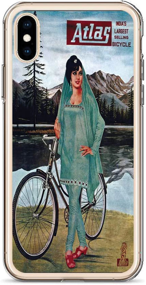 An Atlas bicycle ad from the 70s