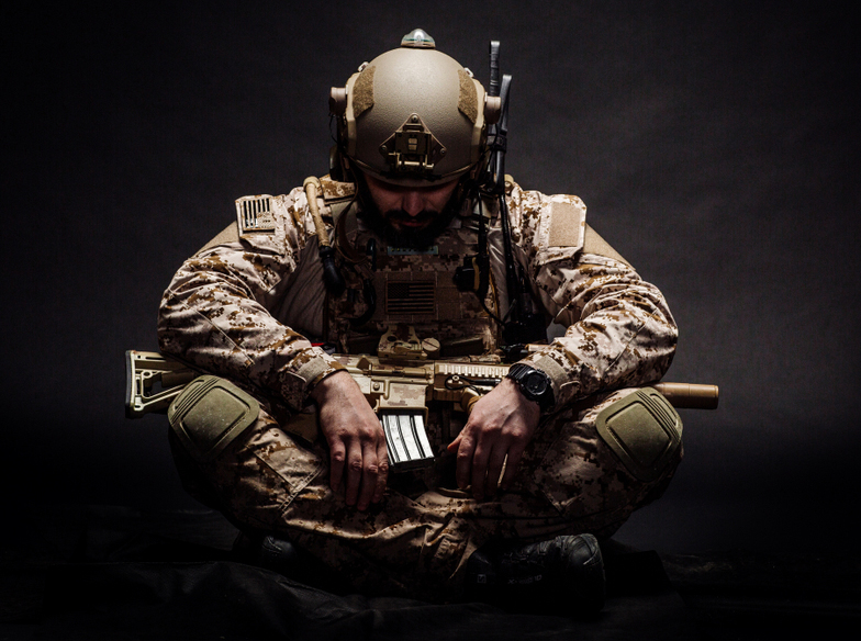 Post Traumatic Stress Disorder,  a severe mental condition, affects 3.5 per cent of military personnel.