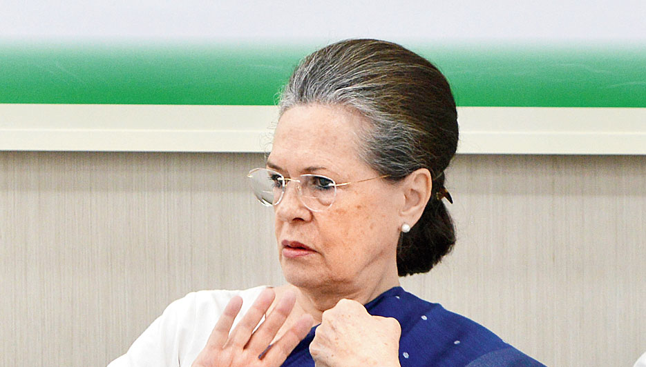 """""""We owe a great debt to Isro (Indian Space Research Organisation) and the brilliant men and women who staff it,"""" party president Sonia Gandhi said in a statement."""