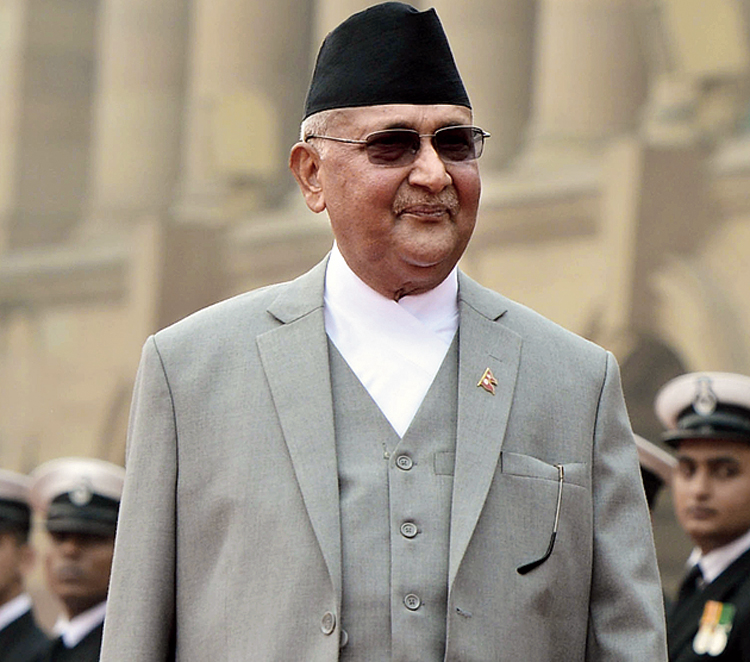 The timing of the decision to push for a vote on Saturday on the vexed issue at this point is being linked in certain quarters to Prime Minister K.P. Sharma Oli playing the nationalism card vis-a-vis India.