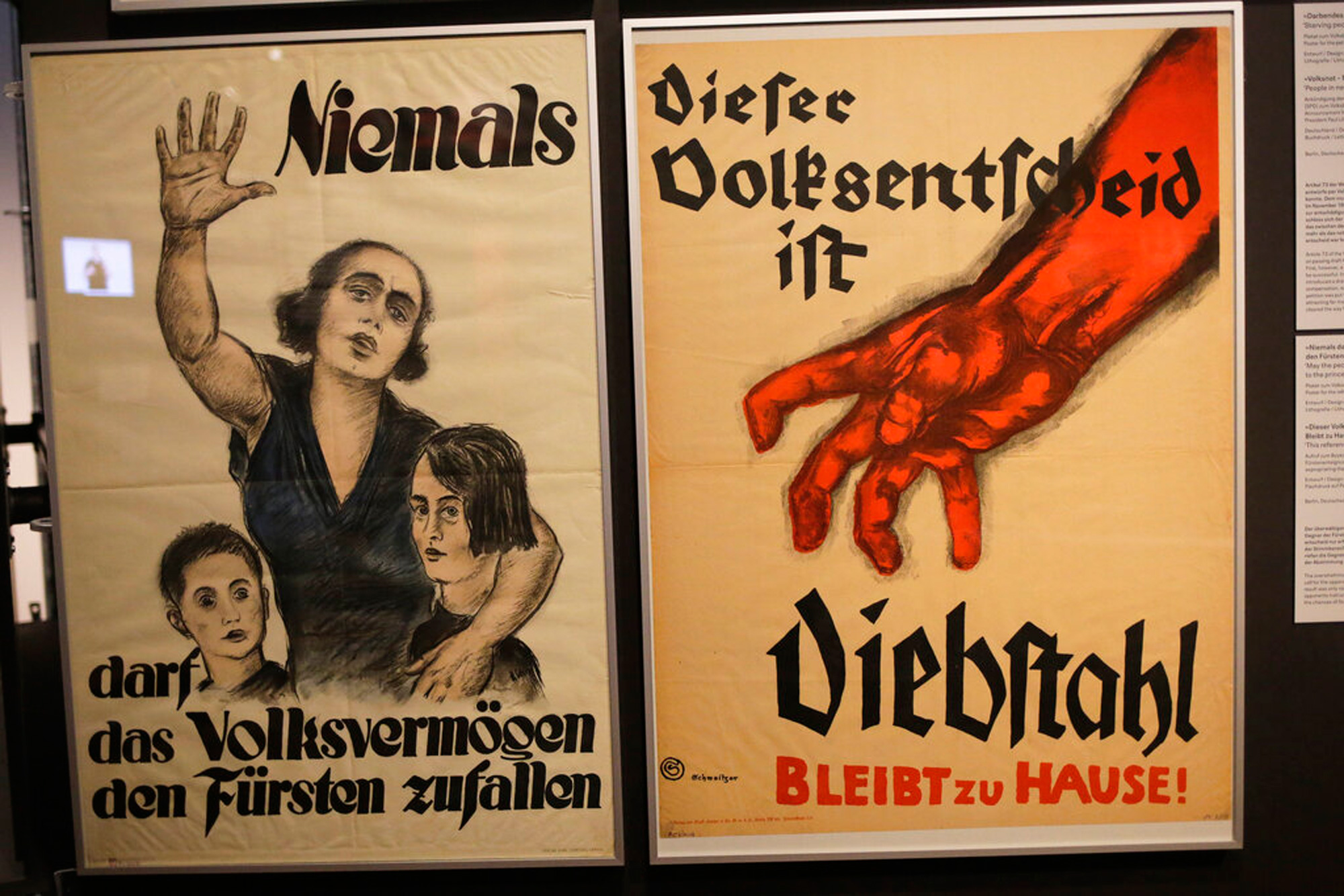 New exhibit reconsiders the Weimar Republic, 100 years later