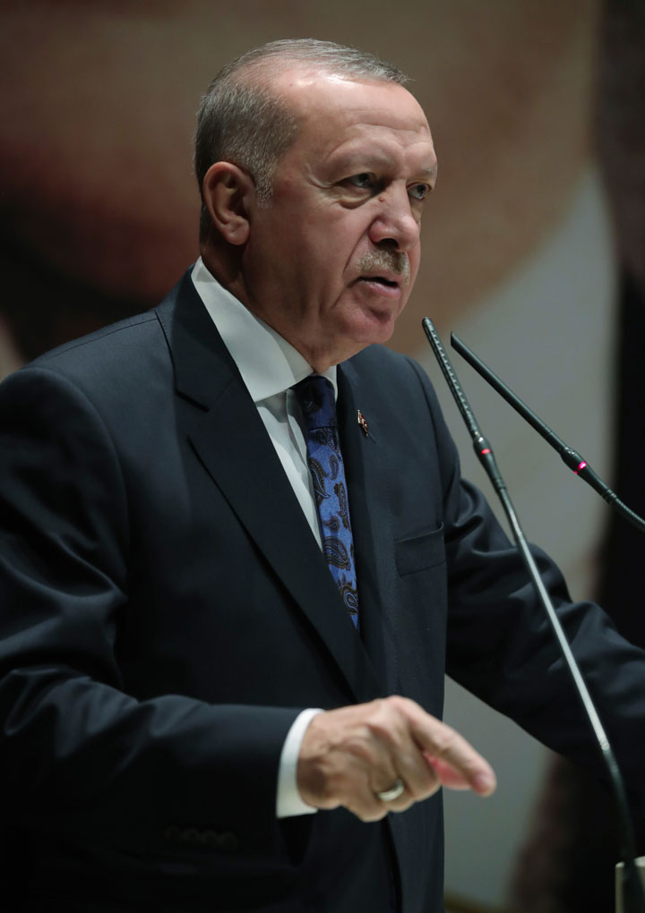 Erdogan's plan is being met with strong opposition from the people of Istanbul on environmental grounds